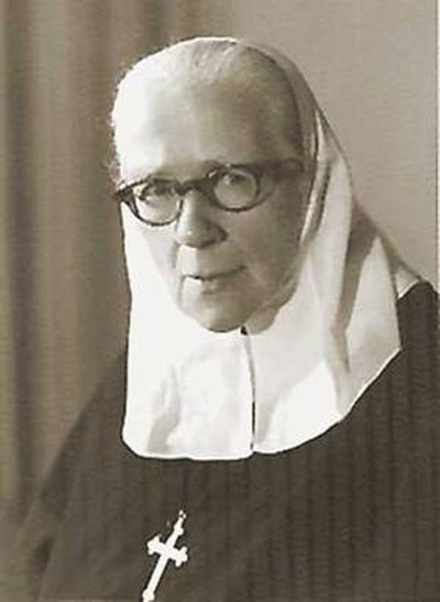 Oberin Gertrud Koch