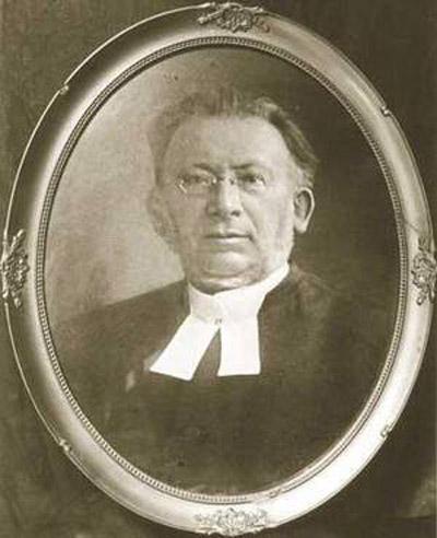 Pastor Johannes Paulsen